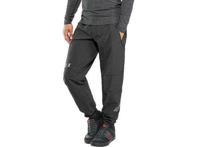 Fox Flexair Race Pants Herren black
